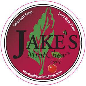 Photo of Jake's Mint Chew – Cherry