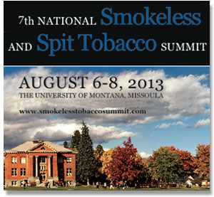 Photo of KillTheCan.org To Attend 2013 National Smokeless Summit