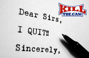Dear Sirs I Quit