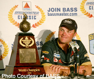 Photo of Guest Chatter – World Bass Fishing Champion Luke Clausen