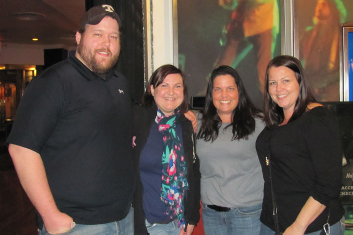 Photo of Bruce317, Bex, Amgdenney and SamCat In Atlanta