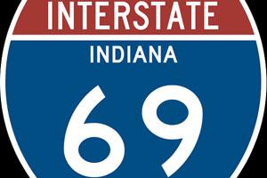 Interstate 69 Indiana
