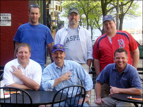 Photo of Boston Meet – Quitters and Bachelorettes