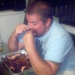 New England Meet At TCOPE's - Husker Digs Into The Ribs