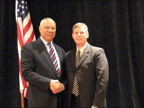 memphisdave & Colin Powell