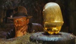Indiana Jones & Idol