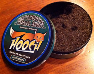 Photo of Hooch Snuff Review (Chattahoochee Herbal Snuff)