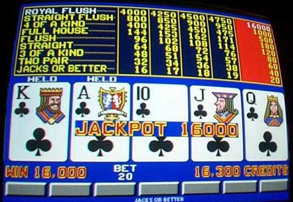 Jackpot 16000