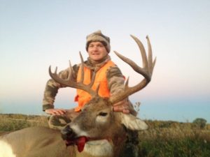 Brandon Turnbow First Dip Free Deer