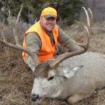 Lance Peterson With a Buck