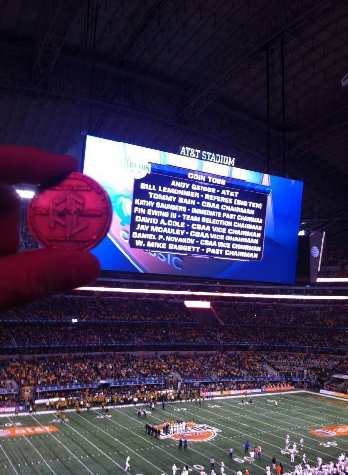 Greg Cotton Bowl 1.5.2014