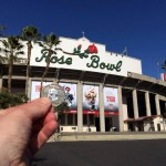Luby At The Rose Bowl For BCS National Championship