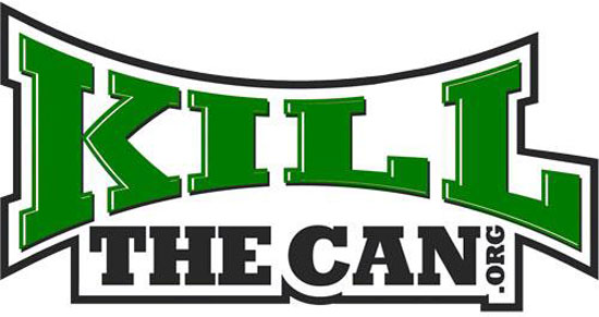 Kill The Can.org Logo