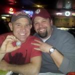 btdogboy & Chewie At The Winking Lizard