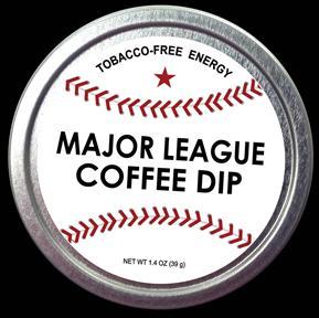 Major League Coffee Dip