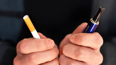 Photo of Study: E-Cigarettes Do Not Help People Quit Smoking