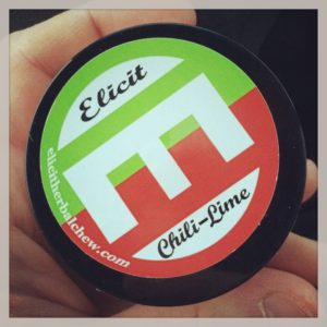 Chili-Lime Elicit Herbal Chew