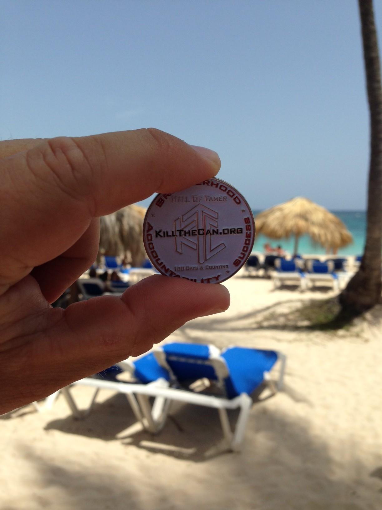 Photo of It's Five O'Clock Somewhere – klark Goes To Punta Cana