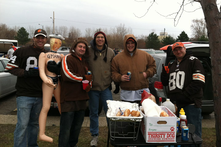 Photo of Cleveland Browns Tailgate & Meet