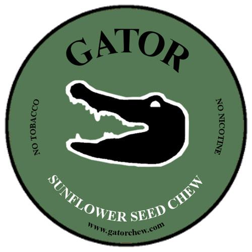 Gator Sunflower Seed Chew