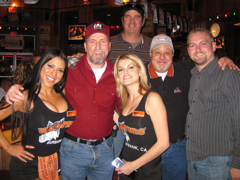 Photo of 2009 Southern California Hooters Meet