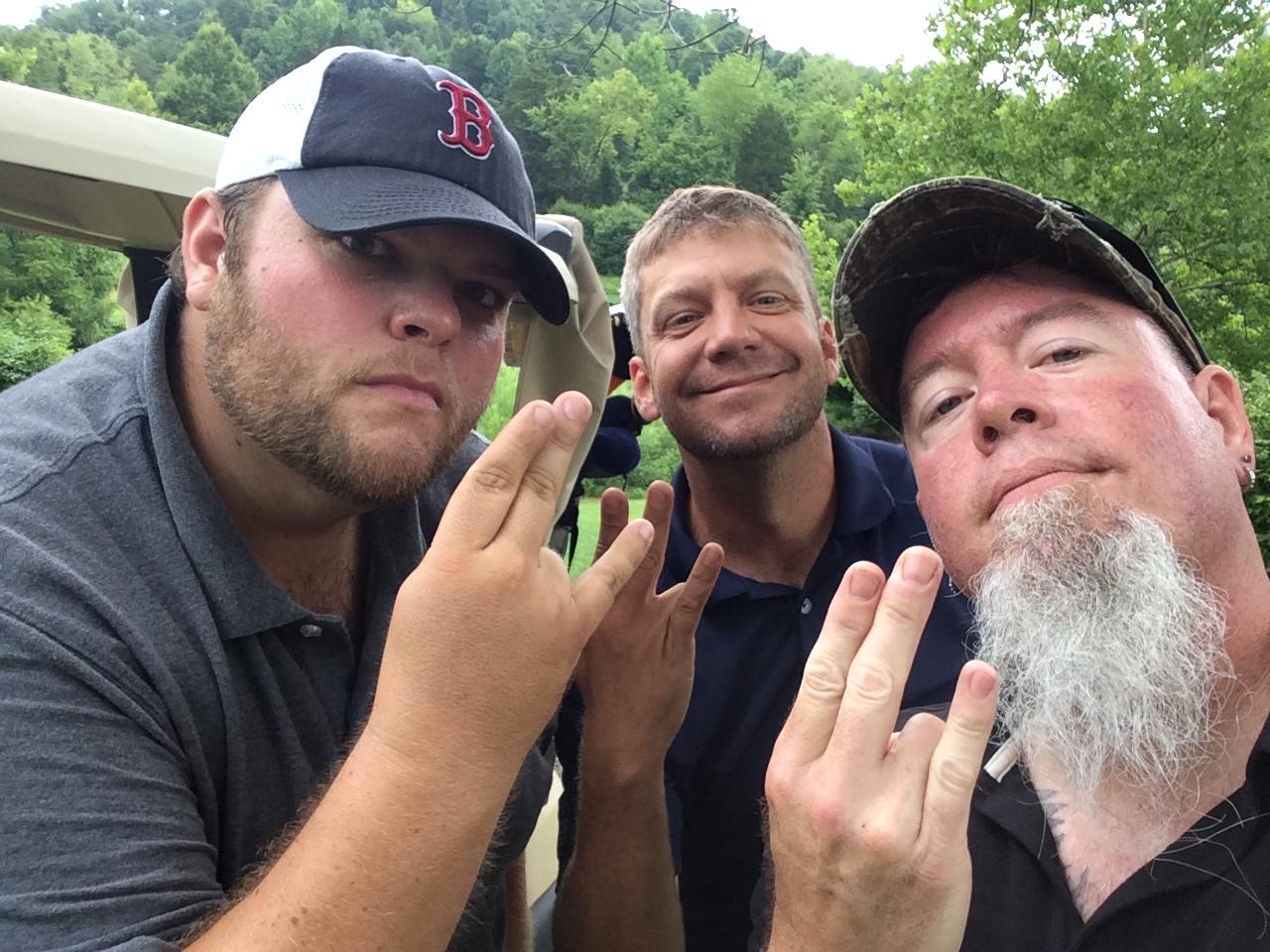 West Virgina Quit Golf - Bigpapa2483, wvsuper & Big Brother Jack