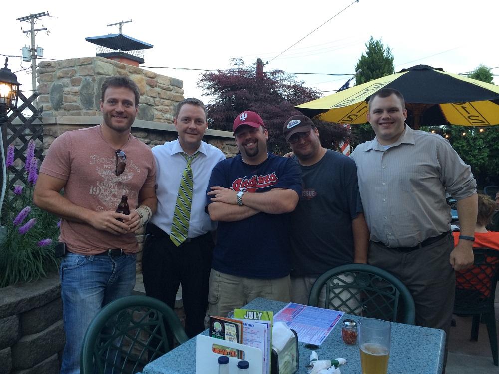 Photo of Milestone Meet at the Winking Lizard