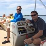 Steevo & Hydro Go Boat Camping In Centerville, SC