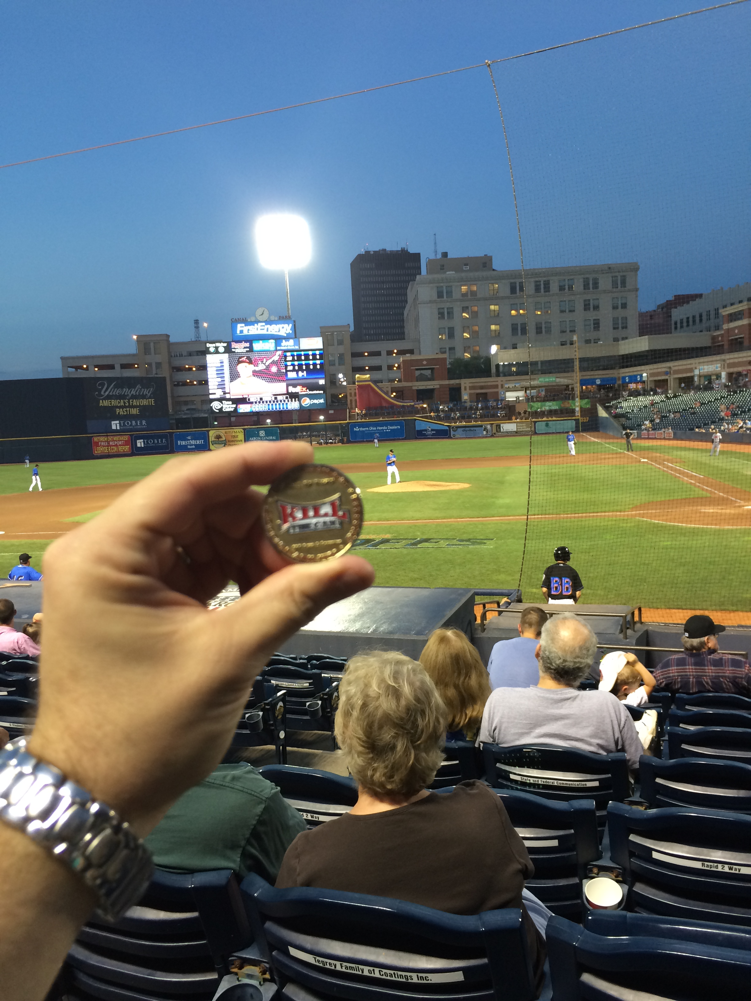 Photo of Playoff Quit With the Akron Rubberducks