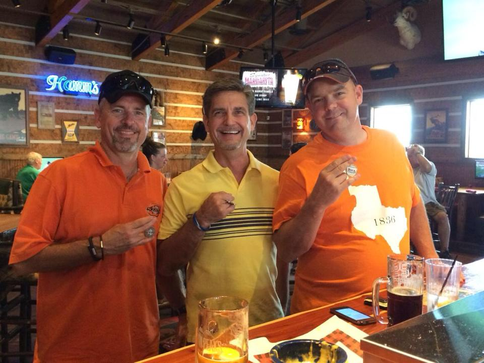 Greg5280, Cbird & Kinglonestar - Quitting Texas Style!