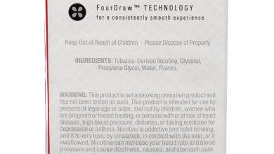 Photo of Big Tobacco Going After E-Cigarettes With Strong Warnings