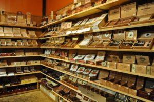 Tobacco Shops