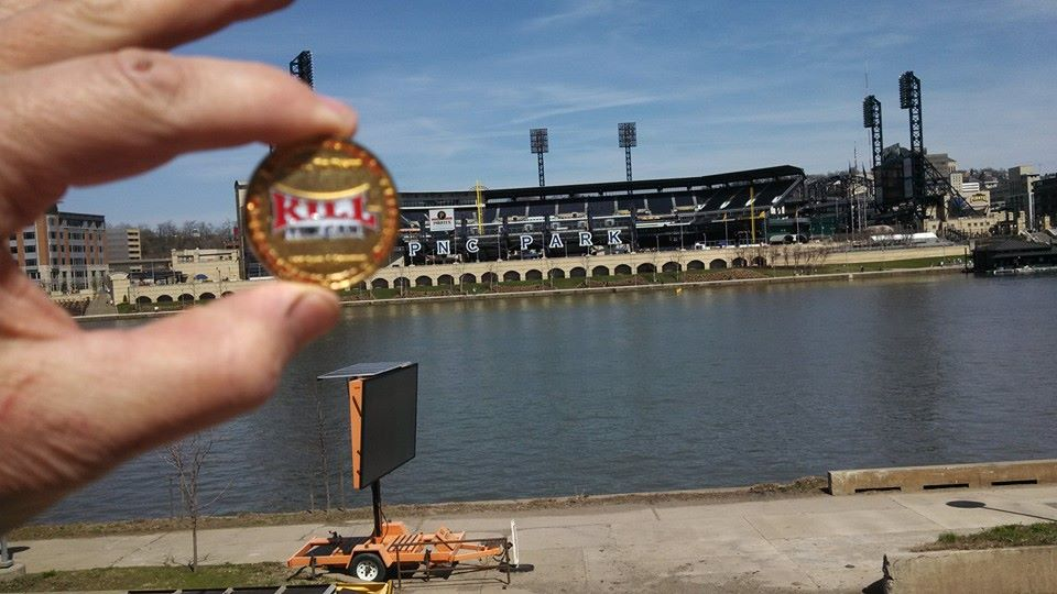 Photo of SAM83 In Pittsburgh at PNC Park