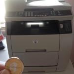 NOLAQ And His Printer