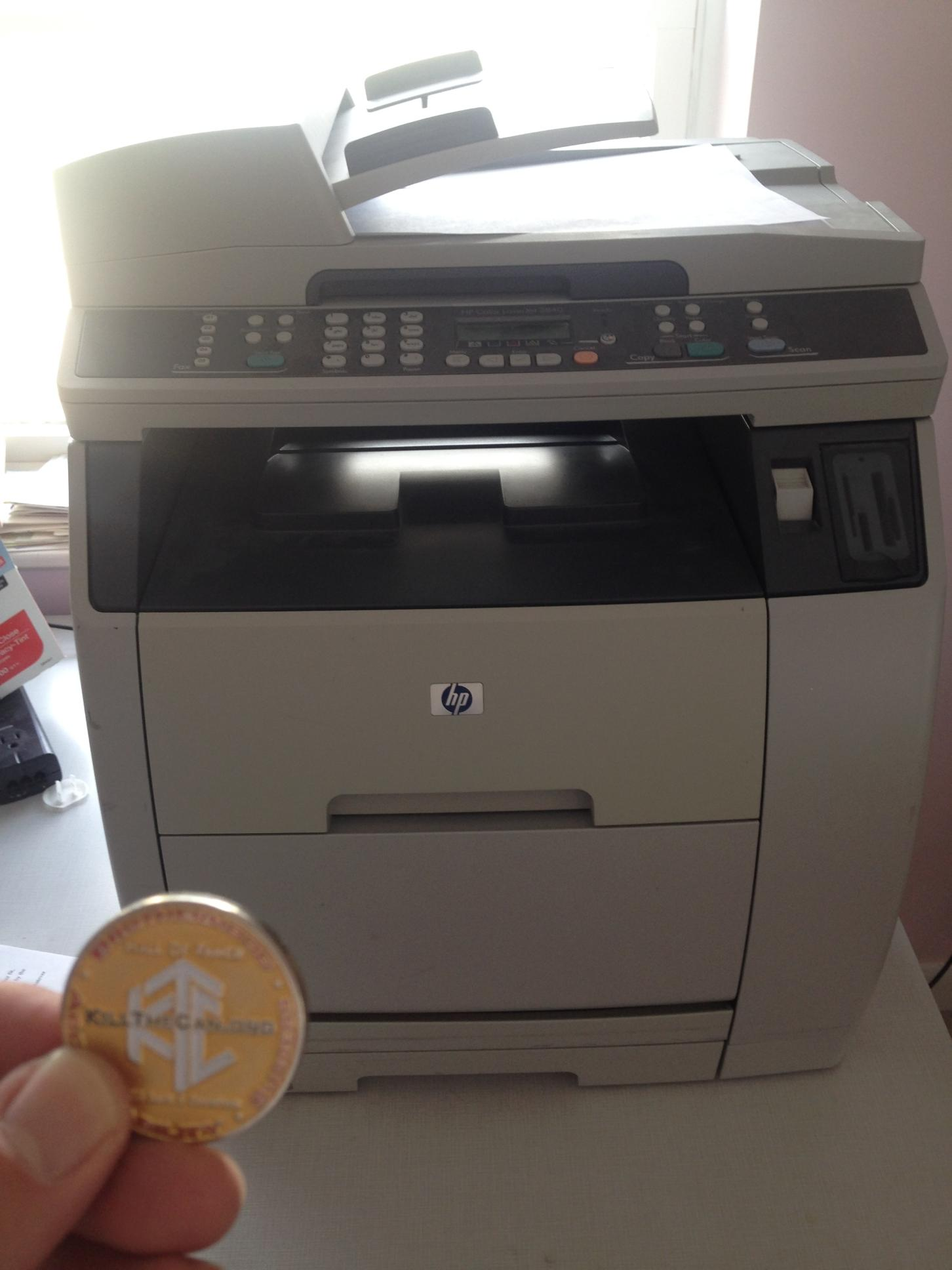 Photo of Ode to Nolaq's Printer