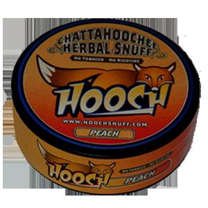Photo of Hooch Snuff Peach Rough Cut Review