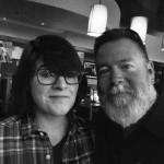 Hawkins & BBJ Go Black & White In Nashville