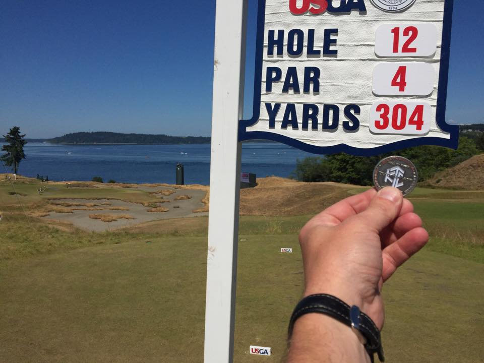 Photo of U.S. Open Quit at Chambers Bay