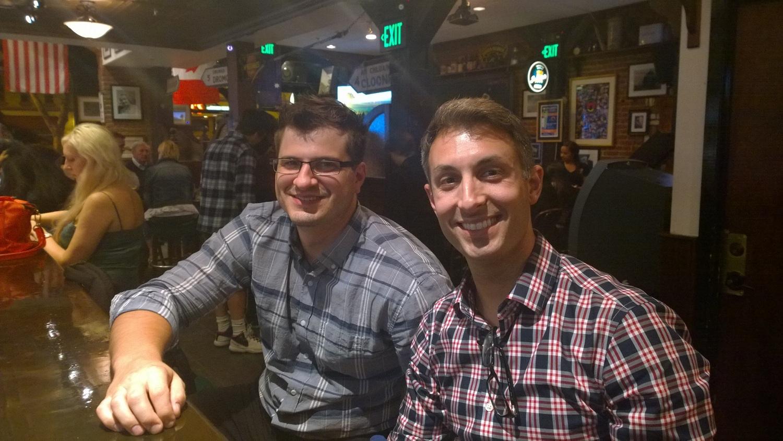 Photo of Pr0f and QuitInCA – O'Flaherty's Irish Pub