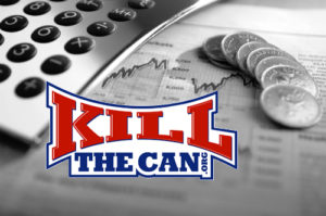 KillTheCan Finances
