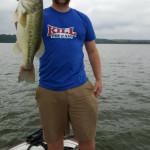 Basshaug On Lake Barkley