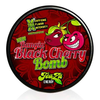 Photo of TeaZa Bangin' Black Cherry Bomb Pouch Review