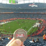 First Bronco's Game As A Quitter For Jpfabel1073