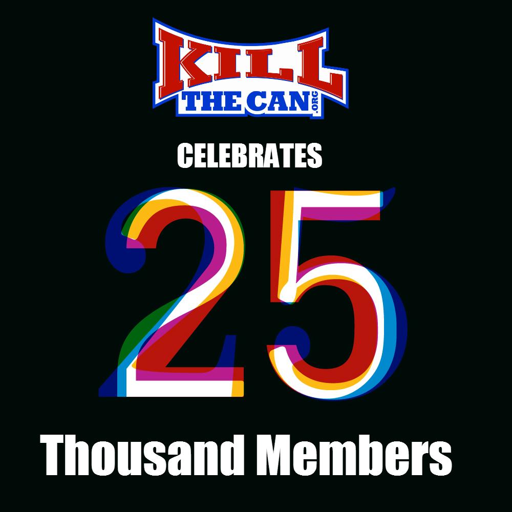 25000 Members