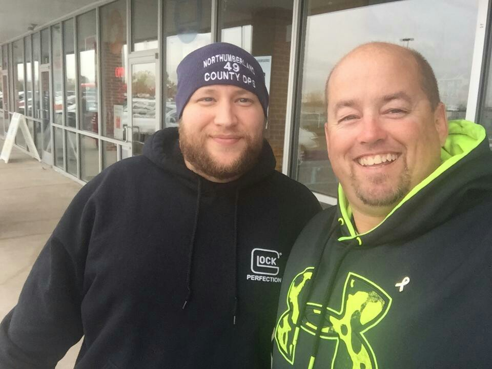 Photo of DWEIRICK & Mcarmo44 Meet Up For Lunch