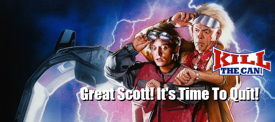 Photo of Great Scott! It's Time To Quit Dipping!