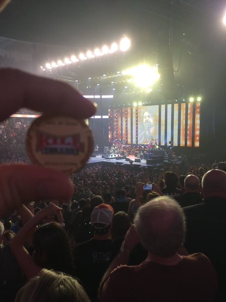 Photo of Quitting With The Foo Fighters