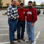 Lumberjack Tim, Pab1964 & GrievousAngel In Tuscaloosa