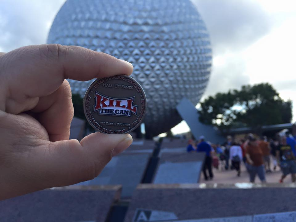Photo of Where Is Your Coin Today? – StillaMarine In Epcot