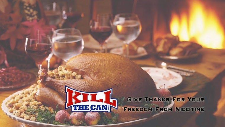 Photo of Giving Thanks For My Freedom From Nicotine & KTC
